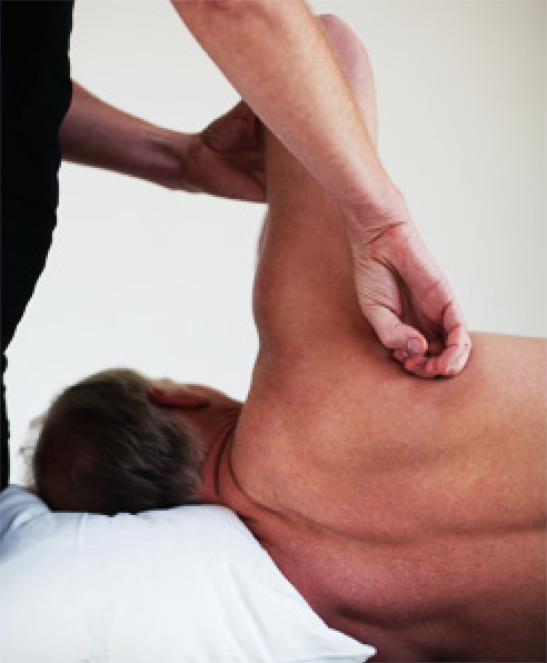 Musicians therapy arm clinic